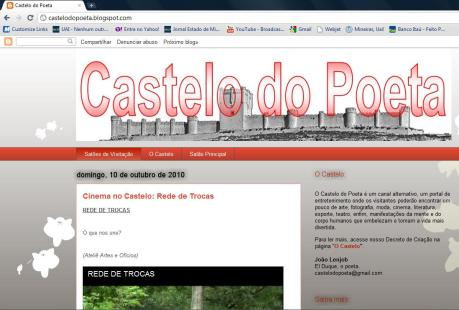 O Castelo do Poeta